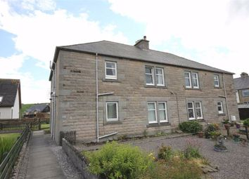Thumbnail 2 bed flat for sale in Mount Street, Dufftown, Keith