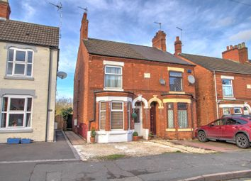 Thumbnail 3 bed semi-detached house for sale in Woodville Road, Overseal, Swadlincote