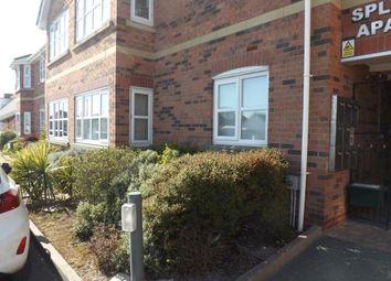 Thumbnail 2 bed flat for sale in Splash Point, Hilton Drive, Rhyl, Denbighshire
