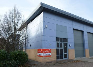 Thumbnail Warehouse to let in Unit 10 Branksome Business Park, Poole