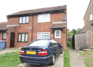 Thumbnail 2 bedroom semi-detached house to rent in Buttercup Close, Ipswich, Suffolk