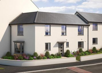 Thumbnail 3 bed end terrace house for sale in White Rock, Paignton, Devon
