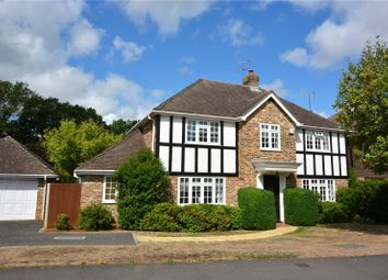 Thumbnail 5 bed detached house for sale in Waverley Way, Finchampstead, Berkshire