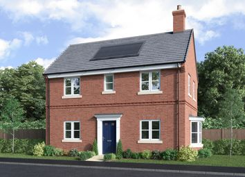 Thumbnail 3 bedroom detached house for sale in Off Winchester Road, Boorley Green