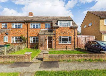 Thumbnail 3 bed semi-detached house for sale in West Farm Close, Ashtead