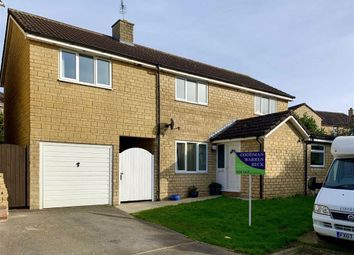 Thumbnail 5 bed detached house for sale in Danes Close, Chippenham, Wiltshire