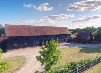 Thumbnail 4 bed barn conversion for sale in Church Street, Billericay