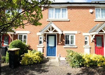 Thumbnail 2 bed terraced house for sale in Bramley Court, Luton Road, Dunstable, Bedfordshire