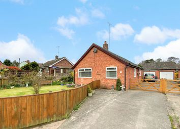 Thumbnail 3 bed detached bungalow for sale in Marshgate, North Walsham