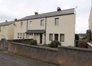 Thumbnail 3 bed semi-detached house for sale in Deanshaugh Road, Elgin