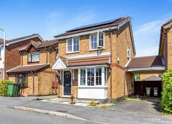 Thumbnail 3 bed terraced house for sale in Hazel Road, Loughborough