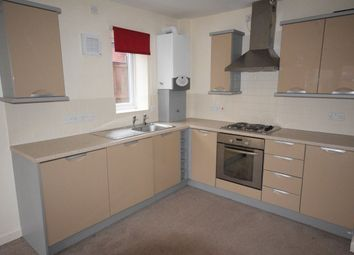 Thumbnail 1 bedroom flat to rent in Rhosddu Road, Wrexham