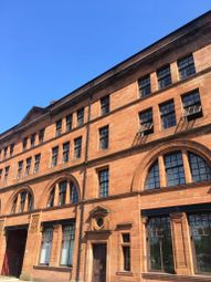 Thumbnail 1 bed flat to rent in Greendyke Street, Glasgow