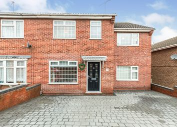Thumbnail 5 bed semi-detached house for sale in Barlow Drive North, Awsworth, Nottingham