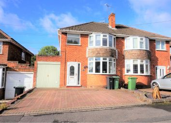 Thumbnail 3 bed semi-detached house for sale in Wallows Wood, The Straits