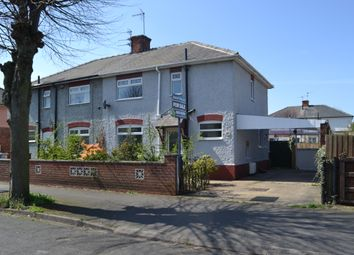 Thumbnail 3 bed semi-detached house for sale in Cavendish Avenue, Newark