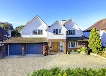 Thumbnail 5 bed detached house for sale in Gaviots Way, Gerrards Cross, Buckinghamshire