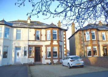 Thumbnail 3 bed flat for sale in The Crescent, Monkton Road, Monkton, Prestwick