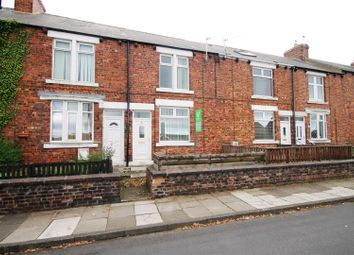 Thumbnail 3 bed terraced house for sale in Rock Terrace, New Brancepeth, Durham