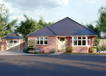 Thumbnail 3 bed detached bungalow for sale in Hockley Gardens, Wingerworth, Chesterfield