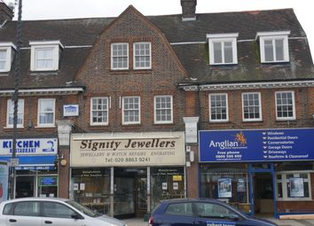 Thumbnail 4 bed flat to rent in Station Road, North Harrow