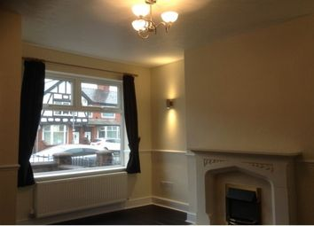 Thumbnail 3 bedroom terraced house to rent in Tonge Moor Road, Bolton