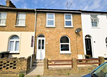 Thumbnail 2 bed terraced house to rent in Cutmore Street, Gravesend