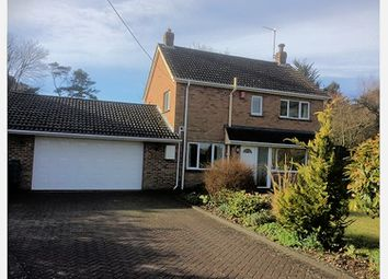 Thumbnail 3 bed detached house for sale in Puddletown Road, Wareham