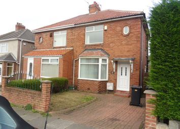 Thumbnail 2 bed semi-detached house to rent in St. Cuthberts Road, Holystone, Newcastle Upon Tyne