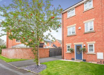 Thumbnail 4 bed end terrace house for sale in Wisteria Way, St. Helens