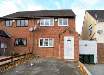 3 bed semi-detached house for sale in John Rous Avenue, Coventry, West Midlands CV4