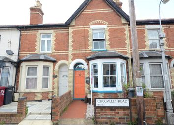 Thumbnail 3 bedroom terraced house for sale in Cholmeley Road, Reading, Berkshire