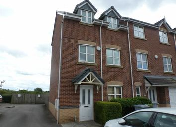 Thumbnail 4 bed town house to rent in Foxholme Court, Crewe