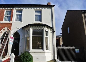 Thumbnail 4 bedroom end terrace house for sale in South King Street, Blackpool