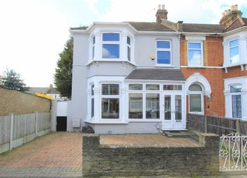 Thumbnail 3 bed end terrace house for sale in Hazeldene Road, Goodmayes, Essex