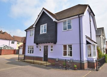 Thumbnail 4 bed detached house for sale in High Street, Rowhedge, Colchester, Essex