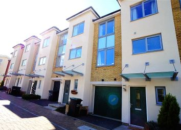 Thumbnail 4 bedroom terraced house to rent in Darwin Rise, Northfleet, Gravesend