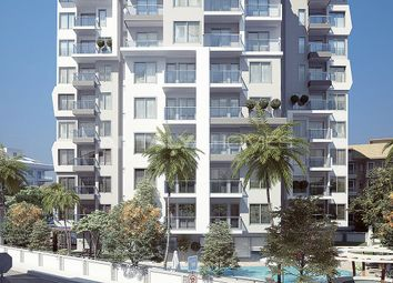 Thumbnail 1 bed apartment for sale in Center, Alanya, Antalya Province, Mediterranean, Turkey