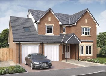 "Thumbnail 4 bed detached house for sale in ""Humber"" at Raeswood Drive, Glasgow"