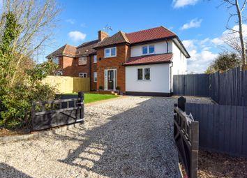 4 bed semi-detached house for sale in Mole Hill Green, Takeley, Bishop's Stortford, Hertfordshire CM22
