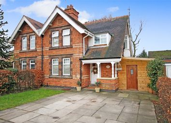 Thumbnail 3 bed cottage for sale in 23 Gainsborough Road, Winthorpe, Newark, Nottinghamshire.