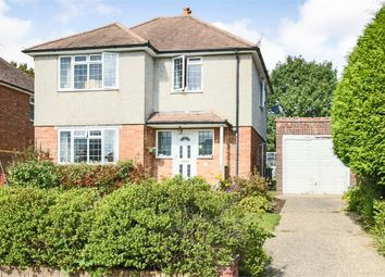 Thumbnail 3 bed detached house for sale in Crossways Avenue, East Grinstead, West Sussex