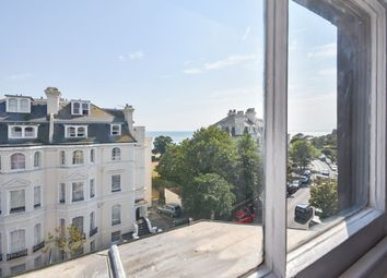 Thumbnail 1 bedroom flat for sale in Clifton Crescent, Folkestone