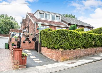 Thumbnail 4 bed semi-detached house for sale in Lumley Avenue, Swalwell, Newcastle Upon Tyne