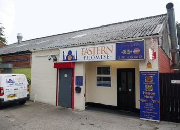 Thumbnail Commercial property for sale in Eastern Promise Takeaway, Unit 4, Green Lane, Pelaw