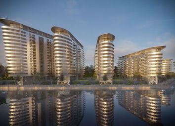 Thumbnail 3 bed flat for sale in 3 Bed Apartment, Manchester Waters, Manchester