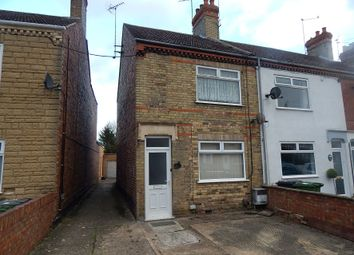 Thumbnail 3 bed end terrace house for sale in 95 New Road, Woodston, Peterborough, Cambridgeshire