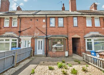 Thumbnail 2 bed terraced house to rent in Willerby Road, Hull