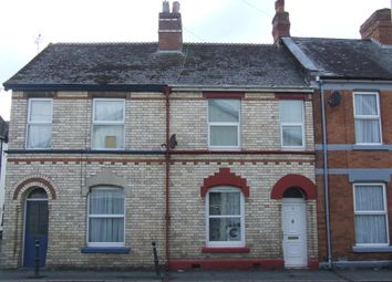 Thumbnail 2 bed terraced house to rent in Vicarage Lawn, Barnstaple