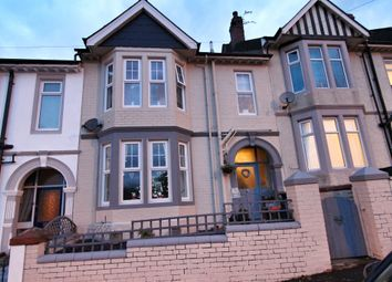 Thumbnail 1 bed terraced house for sale in Victoria Avenue, Newport